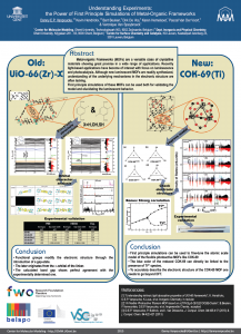 Poster created for the 2015 IAP meeting on september 11<SUP>th</SUP>, 2015 in Hasselt, Belgium.