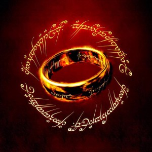 """One ring to rule them all, one ring to find them, one ring to bring them all, and in the darkness bind them"" – J.R.R. Tolkien"