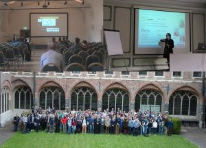 Belgian Physical Society Meeting 2016